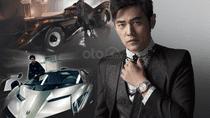 Top chơi xe của sao Hoa ngữ không thể thiếu Thiên vương Châu Kiệt Luân