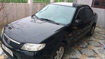 Bán xe Mazda 323 sản xuất 2003, màu đen, nhập khẩu, số sàn