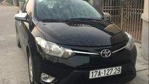 Cần bán lại xe Toyota Vios đời 2014, màu đen, chính chủ