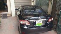 Bán xe Toyota Corolla Altis 2.0, màu đen, 535tr form mới 2011-2014