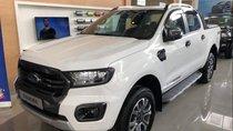 Bán Ford Ranger Wildtrak 2.0l AT 4x4 đời 2018, màu trắng, xe nhập
