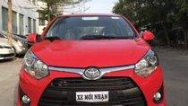 Bán Toyota Wigo đời 2019, màu đỏ, nhập khẩu, ưu đãi