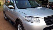 Bán Hyundai Santa Fe 2008, màu bạc, nhập khẩu xe gia đình, giá chỉ 515 triệu