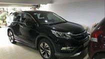 Cần bán lại xe Honda CR V sản xuất năm 2015, màu đen xe gia đình, giá chỉ 770 triệu
