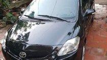 Bán Toyota Vios đời 2009, màu đen, số sàn