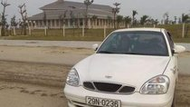Bán xe Daewoo Nubira 2001, màu trắng, xe nhập giá cạnh tranh