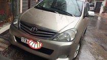 Cần bán gấp Toyota Innova MT 2008 chính chủ