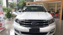 Bán xe Ford Everest 2.0AT đời 2019, màu trắng, xe nhập