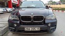 Bán xe BMW X5 3.5XDriver 2011, màu đen, xe nhập