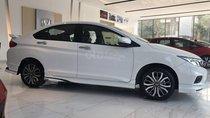Xe ô tô Honda City Top 2019 màu trắng đang khuyến mãi hấp dẫn, xe có sẵn giao ngay
