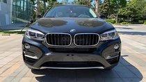 Bán ô tô BMW X6 xDrive35i 2019, màu đen, nhập khẩu nguyên chiếc