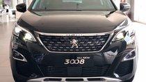 Bán Peugeot 3008 năm sản xuất 2019, màu đen