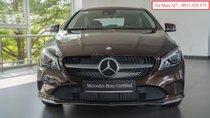 Xe lướt Mercedes-Benz CLA200 cũ 2017, lướt 26 km, nhập khẩu chính hãng