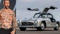 Đấu giá Mercedes 300SL hiếm của ca sĩ Adam Levine