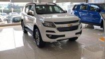 Bán xe Chevrolet Trailblazer sản xuất năm 2019, màu trắng, xe nhập