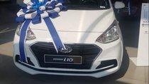 Bán ô tô Hyundai Grand i10 đời 2019, màu trắng