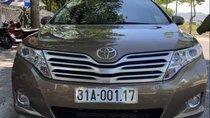 Bán Toyota Venza 2.7AT sản xuất 2010, màu nâu, nhập khẩu