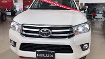 Bán xe Toyota Hilux đời 2019, màu trắng, xe nhập