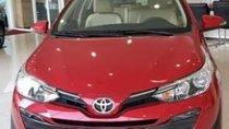 Bán xe Toyota Vios đời 2019, màu đỏ, giá tốt