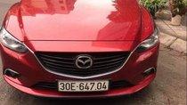 Cần bán Mazda 6 đời 2016, màu đỏ, giá 760tr