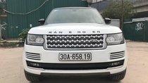 Bán LandRover Range Rover HSE SX 2014, đăng ký 2015, màu trắng