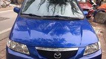 Bán xe Mazda Premacy 1.8 AT đời 2003, màu xanh lam