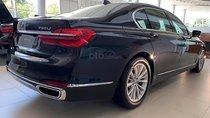 Cần bán BMW 7 Series 730Li sản xuất 2019, màu đen, nhập khẩu nguyên chiếc