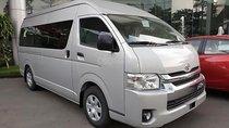 Bán xe Toyota Hiace 2019, màu bạc, nhập khẩu, 999 triệu