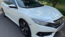 Cần bán lại xe Honda Civic đời 2017, màu trắng, nhập khẩu xe gia đình giá cạnh tranh