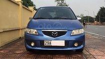 Bán lại xe Mazda Premacy 1.8 AT 2005, màu xanh lam, số tự động