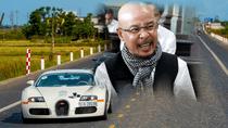 Hậu ly hôn bạc tỷ, Đặng Lê Nguyên Vũ mang siêu xe tham gia Hành trình từ trái tim mùa 2
