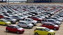 Ô tô nhập khẩu về Việt Nam tăng tốc khó ngờ!