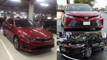 Phân khúc sedan hạng D 'nóng' từng giờ với loạt xe mới sắp ra mắt