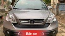 Bán Honda CR V 2.4 sản xuất 2009, màu bạc, 535 triệu