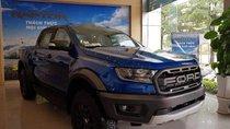 Bán Ford Ranger Raptor năm sản xuất 2019, màu xanh lam, xe nhập