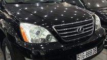 Cần bán gấp Lexus GX 470 sản xuất 2008, màu đen chính chủ