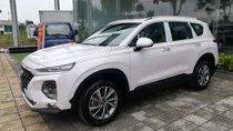 Bán Hyundai Santa Fe đời 2019, màu trắng