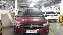 Bán xe Volkswagen Tiguan đời 2016, màu đỏ, nhập khẩu nguyên chiếc