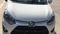 Bán xe Toyota Wigo 1.2G đời 2019, màu trắng, nhập khẩu nguyên chiếc