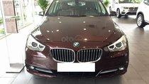 BMW 528i GT màu nâu đỏ sản xuất 12/2017 đăng ký cuối 2018 biển Hà Nội
