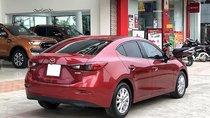 Bán Mazda 3 1.5 AT năm sản xuất 2016, màu đỏ, 589 triệu