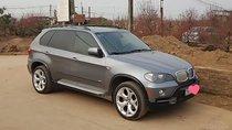 Cần bán lại xe BMW X5 4.8 đời 2007, màu xám, xe nhập