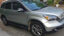 Bán Honda CR V sản xuất năm 2008, màu bạc, nhập khẩu, 530tr