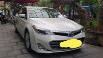 Cần bán Toyota Avalon sản xuất 2013, màu trắng, xe nhập