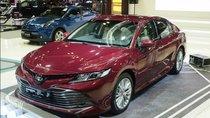 Đại lý nhận đặt cọc Toyota Camry 2019 nhập khẩu nguyên chiếc từ Thái Lan với giá từ 1,1 tỷ đồng