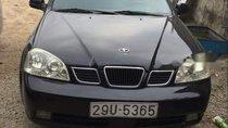 Bán Daewoo Lacetti đời 2004, màu đen, xe nhập, giá tốt