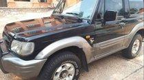 Bán gấp Hyundai Galloper 2003, màu đen, nhập khẩu xe gia đình