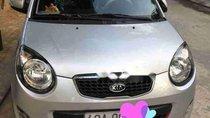 Bán Kia Morning MT năm sản xuất 2011, màu bạc, nhập khẩu xe gia đình