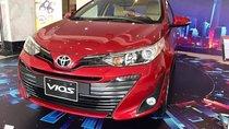 Cần bán Toyota Vios 1.5G CVT đời 2019, giá cực tốt, đủ màu giao ngay
