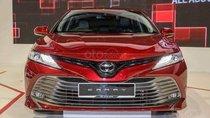 Toyota Camry 2.5Q thế hệ mới nhập khẩu nguyên chiếc, nhận đặt hàng giao xe sớm